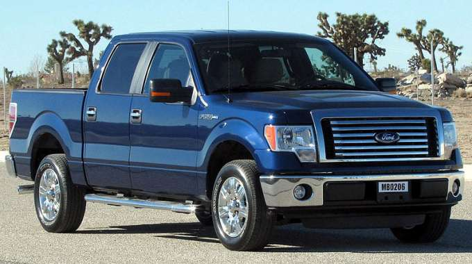 Ford F-150 and Lincoln Continental Recall