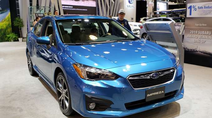 5 surprisingly affordable cars at Vancouver International Auto Show