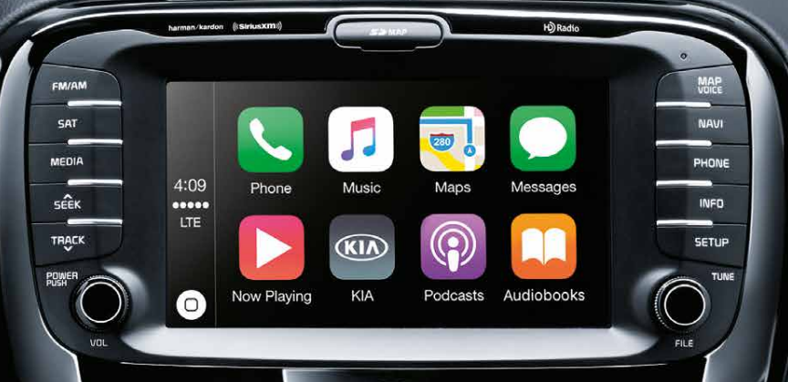 kia smart phone integration