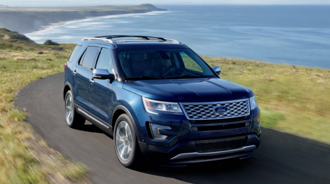 The 2017 Ford Explorer was recalled due to a flaw with the seat that may cause injury from sharp edges