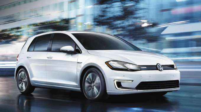 One of the cheapest electric vehicles in Canada - VW e-Golf