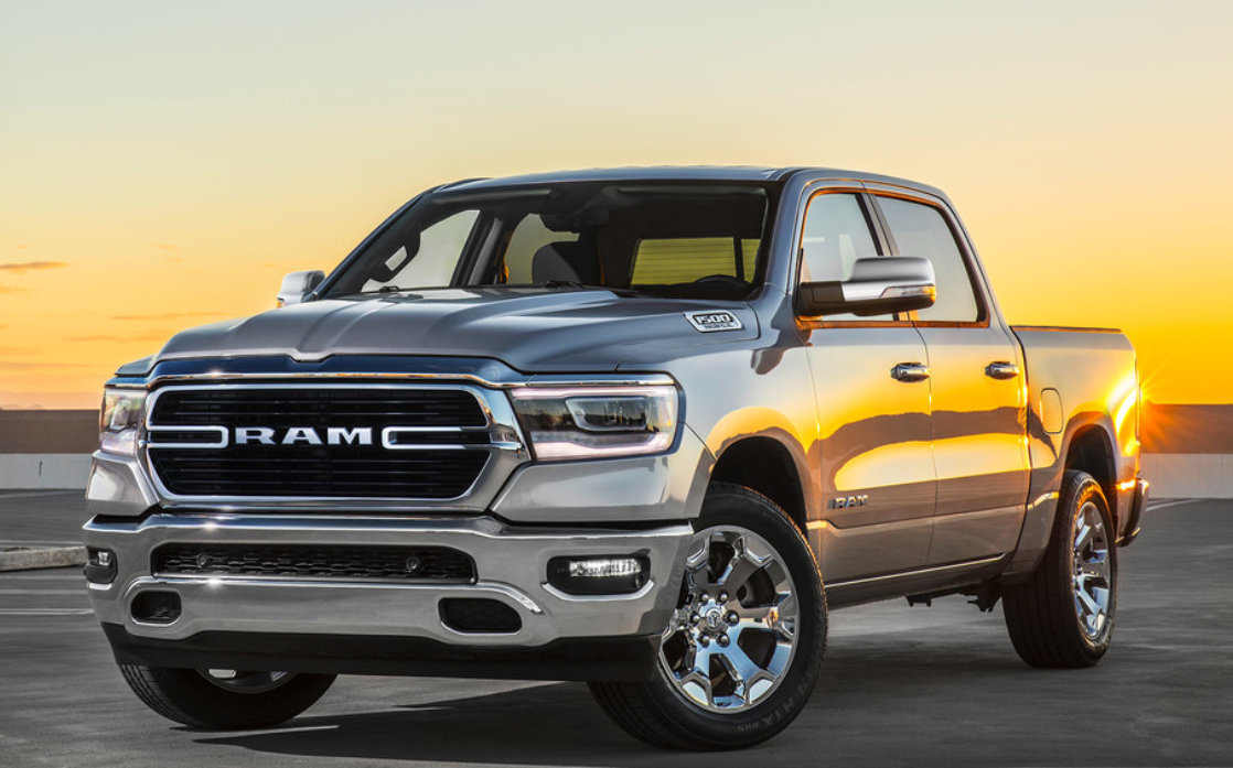 AJAC 2020 Winner - Best Pickup