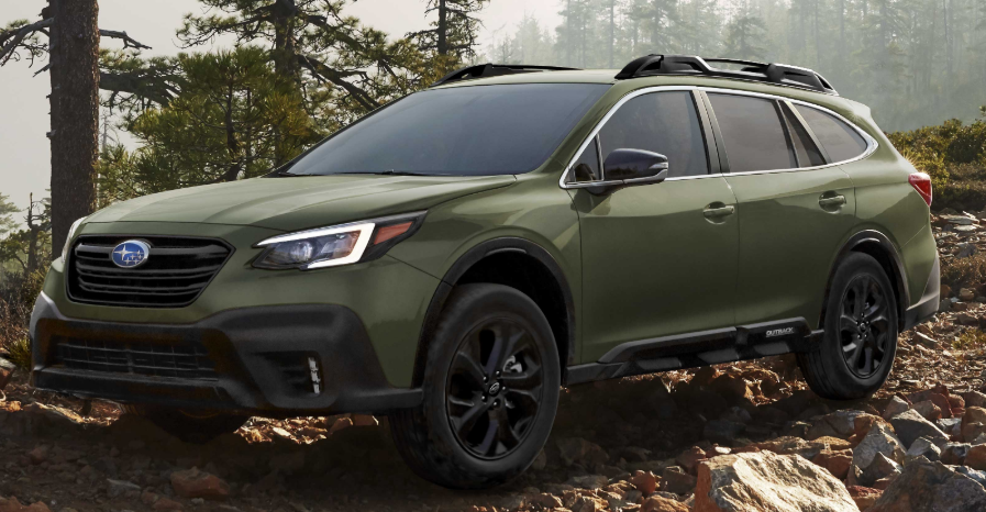 Best Midsize Utility Vehicle – Subaru Outback