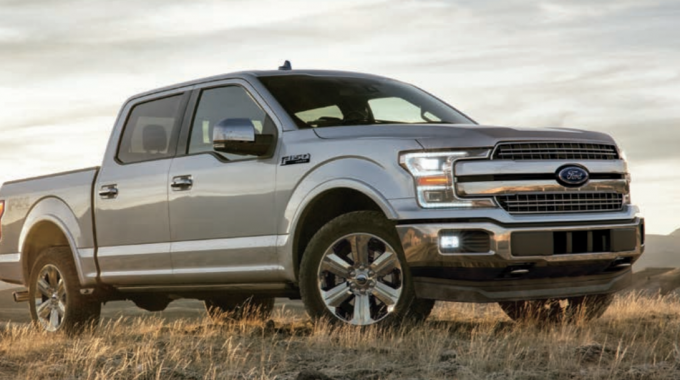 Ford F-150 Recalled