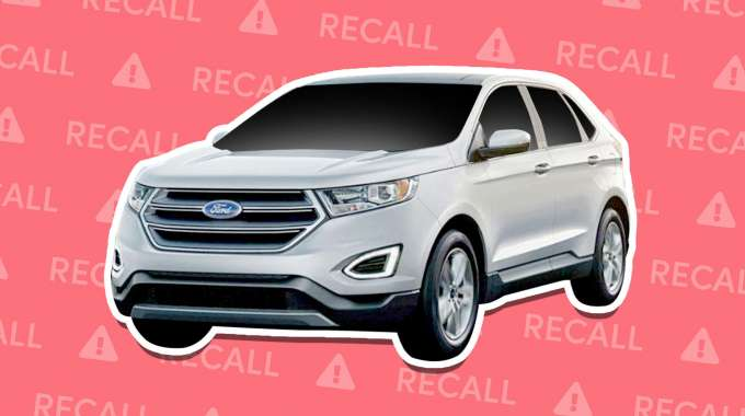 Ford Edge Recalled