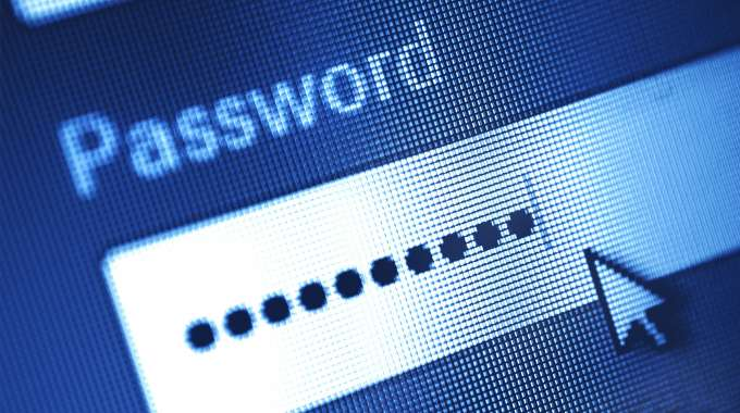 password hacked - identity theft